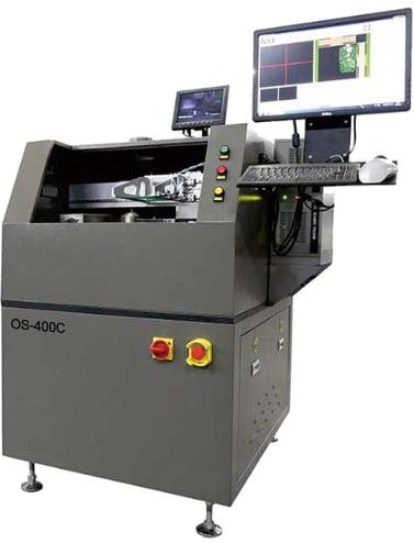 Автомат селективной пайки OS-400C
