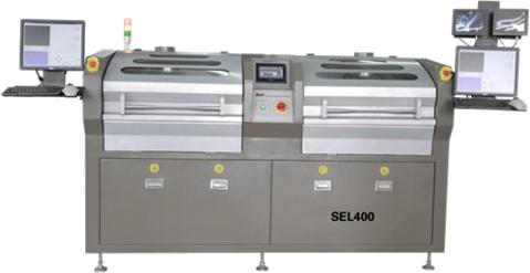 Автомат селективной пайки SEL-400 встраиваемый в линию